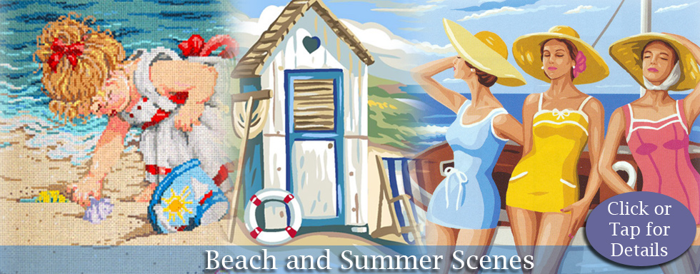 Beach and Summer Scenes