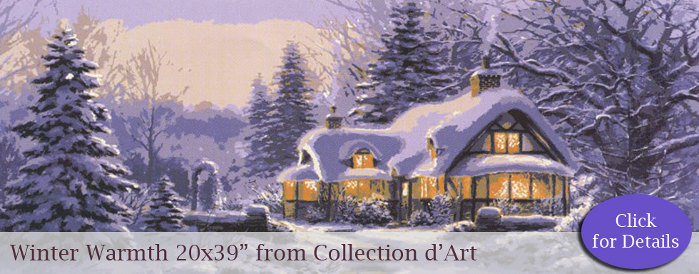 Winter Warmth from Collection d'Art