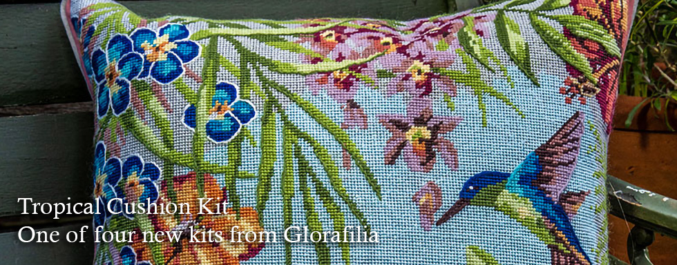 Needlepoint Canvases And Kits From