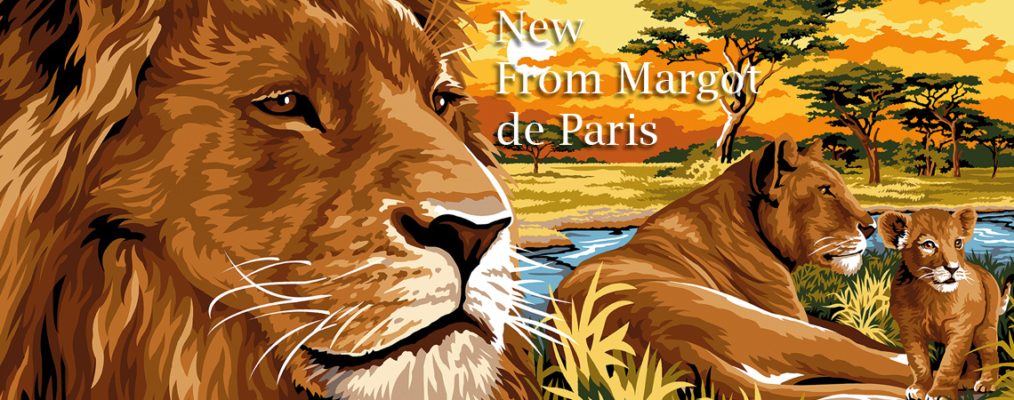 New from Margot Creations de Paris