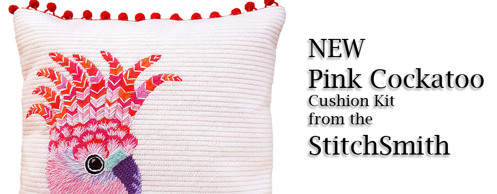 New Kits from the StitchSmith
