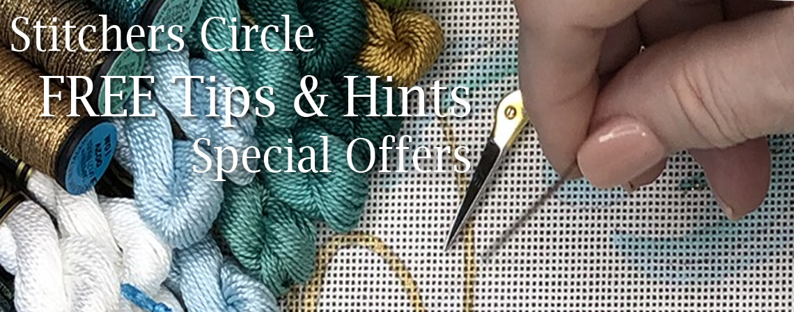 Stitchers Circle - Free Tips and Hints, Special Offers