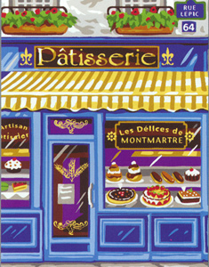 Royal Paris Needlepoint Patisserie (Bakery)