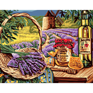 Royal Paris Needlepoint Flavors of Provence