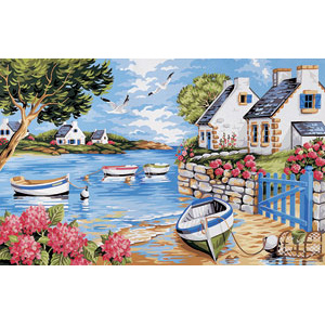 Royal Paris Needlepoint - Brittany Canvas