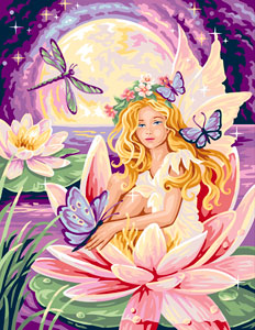 Royal Paris Needlepoint - Fairy