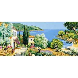 Royal Paris Needlepoint - Littoral Canvas