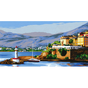 Margot Creations de Paris Needlepoint - Tapestries - Bastia
