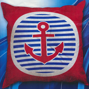 SEG de Paris Needlepoint Anchor Quickpoint Cushion Kit