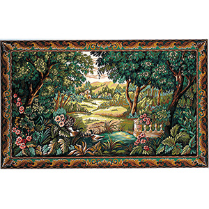 Margot Creations de Paris Needlepoint - The Duck Pond