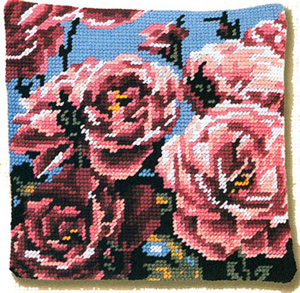 Margot Creations de Paris Needlepoint - Roses