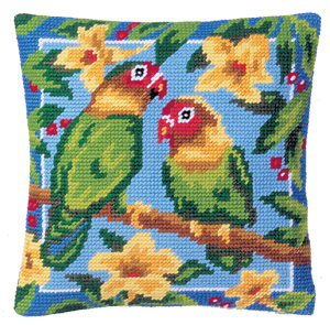 Margot Creations de Paris Needlepoint - Les Inseparables