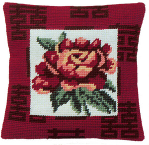 Margot Creations de Paris Needlepoint - Pivoine
