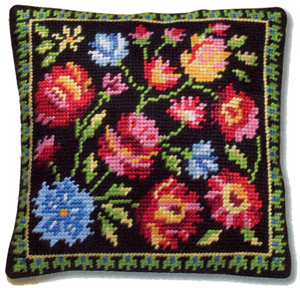 Margot Creations de Paris Needlepoint - Babuekka