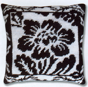 Margot Creations de Paris Needlepoint - Floral Baroque