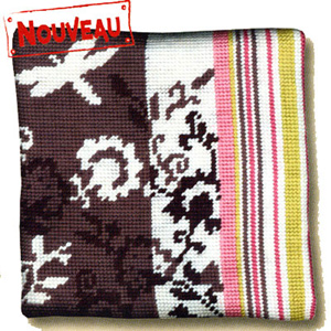 Margot Creations de Paris Needlepoint - Cushions - Aurore