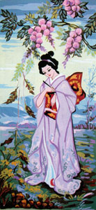 Geisha 1 - Collection d'Art