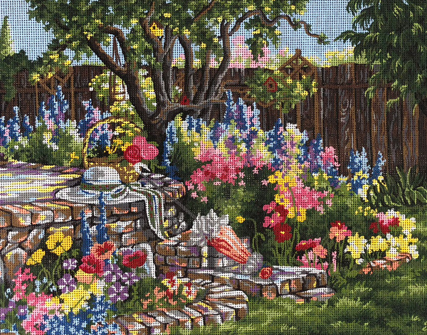 My Garden by Marty Bell