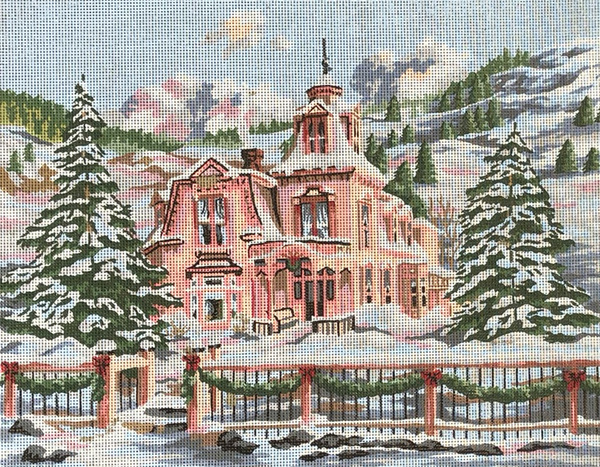 Rocky Mountain Christmas by Marty Bell