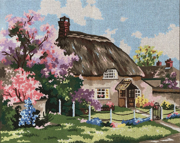 Bryant's Puddle Thatch by Marty Bell
