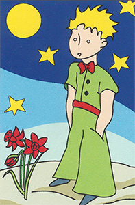SEG de Paris Needlepoint - Le Petit Prince (The Little Prince)