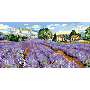 SEG de Paris Needlepoint - Tapestries - Tapis de Lavande