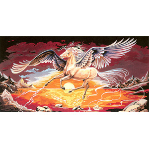 SEG de Paris Needlepoint - Tapestries - Pegasus Canvas
