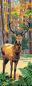 SEG de Paris Needlepoint - Le Cerf