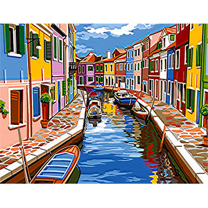 SEG de Paris Needlepoint - Burano