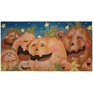 Pumpkin Patch Pals by Ashley Dillon