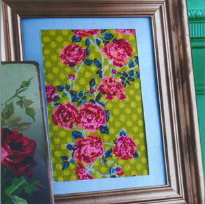 Polka Dots Needlepoint Kit from the Anchor Living Collection