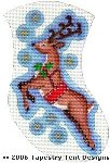 Prancer Needlepoint Canvas