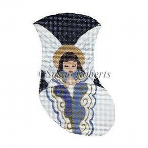 Angel Needlepoint Canvas