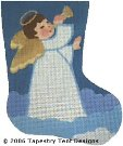 Gabriel Angel Needlepoint Canvas