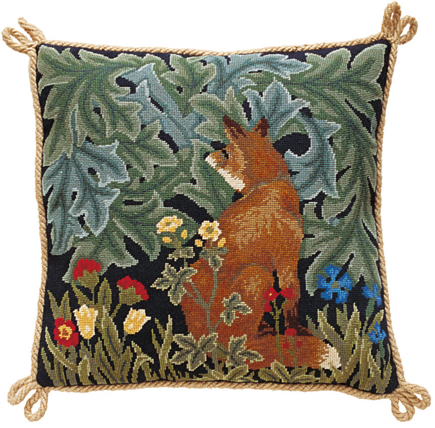 Needlepointus Beth Russell Needlepoint Forest