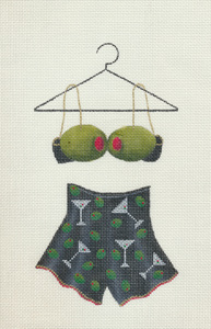 Martini Bra and Pants by Sharon G