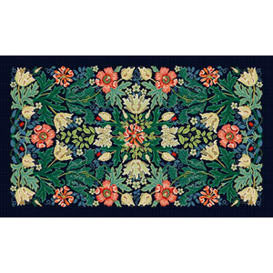 Beth Russell Needlepoint - Compton Collection - Compton Rug - Kit