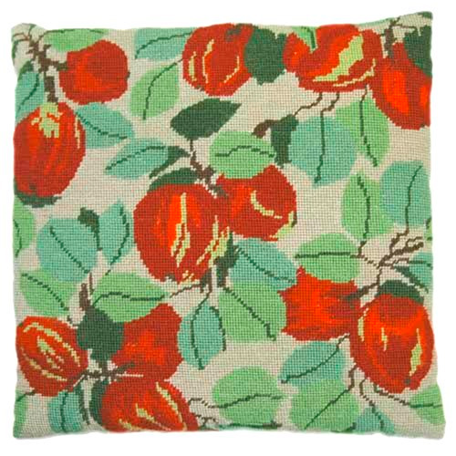 Apples Needlepoint Herb Cushion Kit