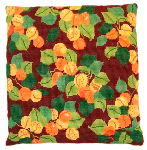 Apricots Needlepoint Herb Kit