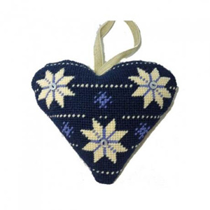 Scandanavian Needlepoint Ornament Kit