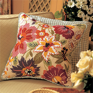 Glorafilia Needlepoint - Ottoline Cushion Kit