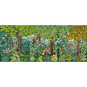 Beth Russell Needlepoint - Henry Dearle Greenery Collection - Henry Dearle Complete Tapestry