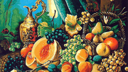 Composition de Fruit