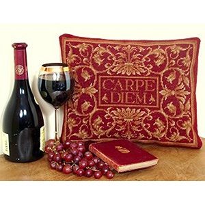 Carpe Diem (Seize the Day) Cushion Kit