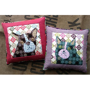 Calico Dog/Cat Cushion Kit