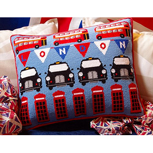 London Cushion Kit