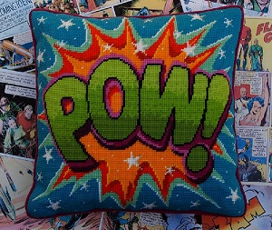 POW! Cushion Kit