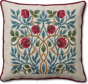 William Morris Rose Cushion Kit