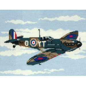 Spitfire - Anchor Needlepoint Kit