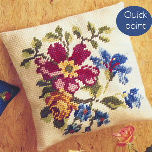 Flowers 3 Quickpoint Kit